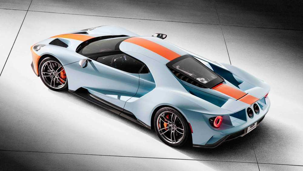 66 Gallery of 2019 Ford Gt Photos by 2019 Ford Gt