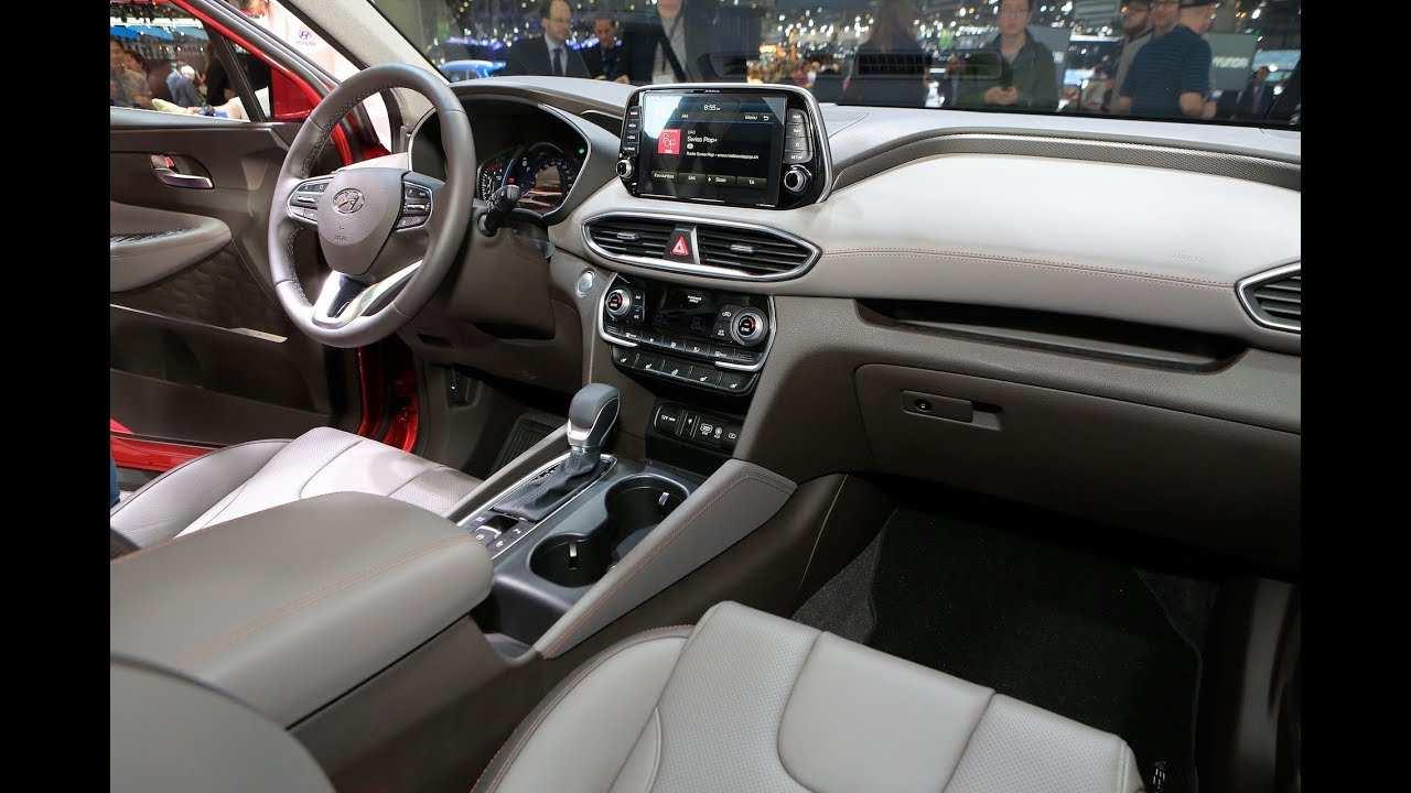 66 Gallery of 2019 Hyundai Santa Fe Launch Specs with 2019 Hyundai Santa Fe Launch