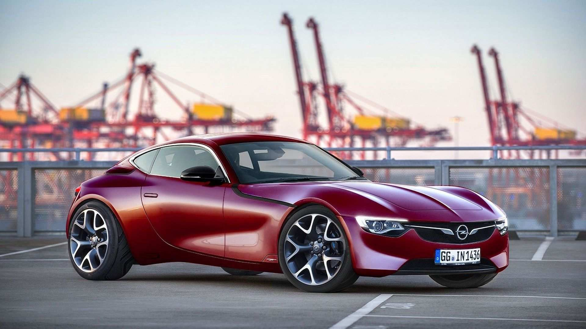 66 Gallery of 2019 Opel Gt New Concept with 2019 Opel Gt
