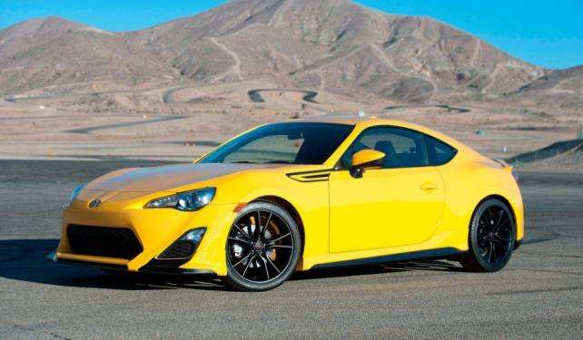 66 Gallery of 2019 Toyota S Fr Interior by 2019 Toyota S Fr