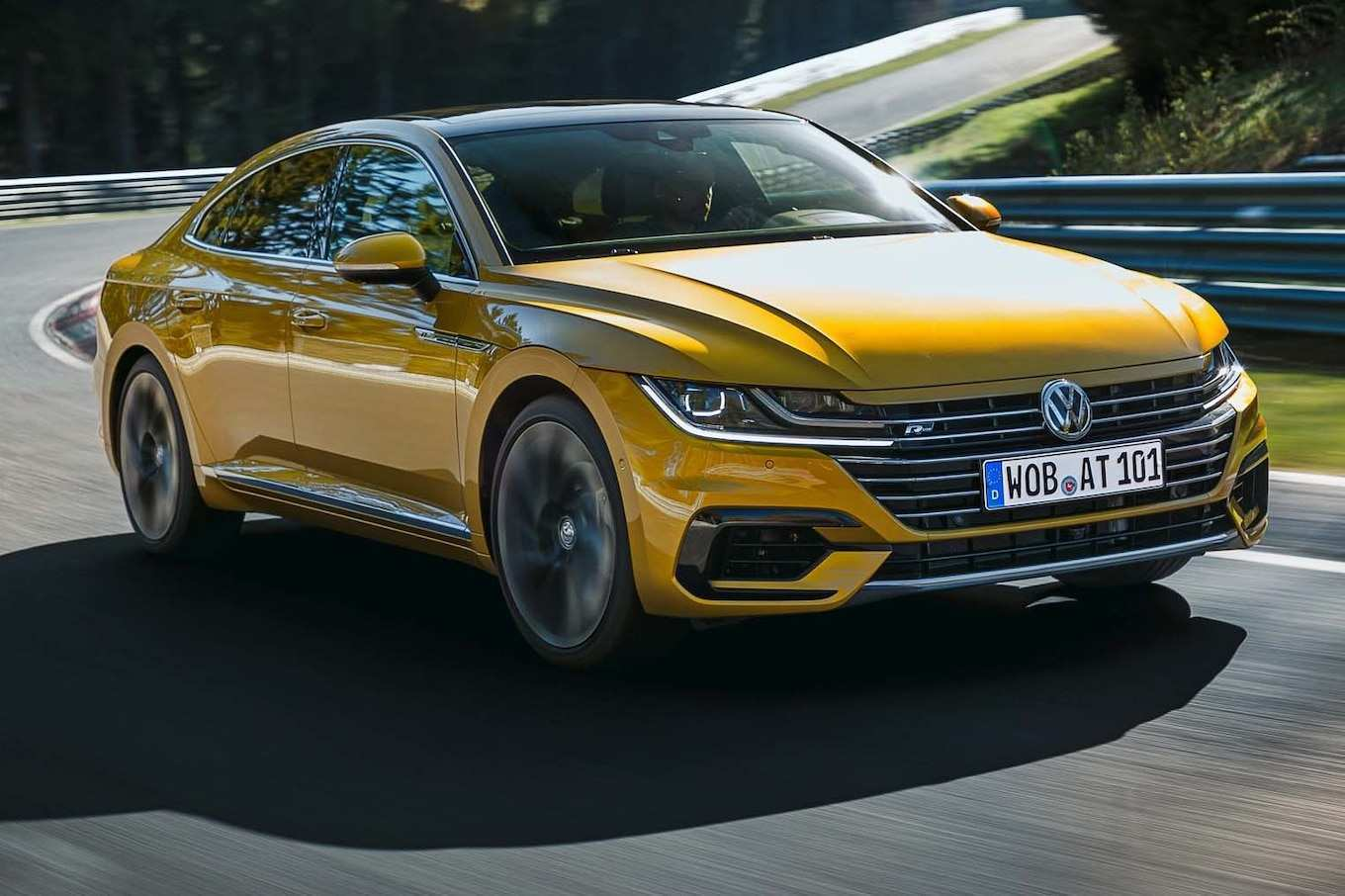 66 Gallery of 2019 Volkswagen Arteon Specs Exterior and Interior for 2019 Volkswagen Arteon Specs