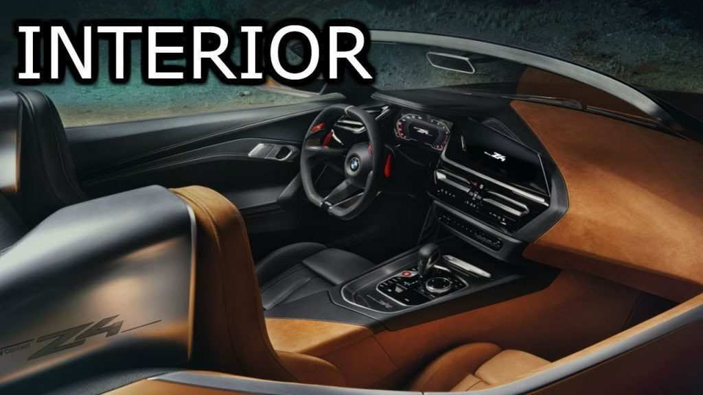 66 Great 2019 Bmw Z4 Interior Price and Review for 2019 Bmw Z4 Interior