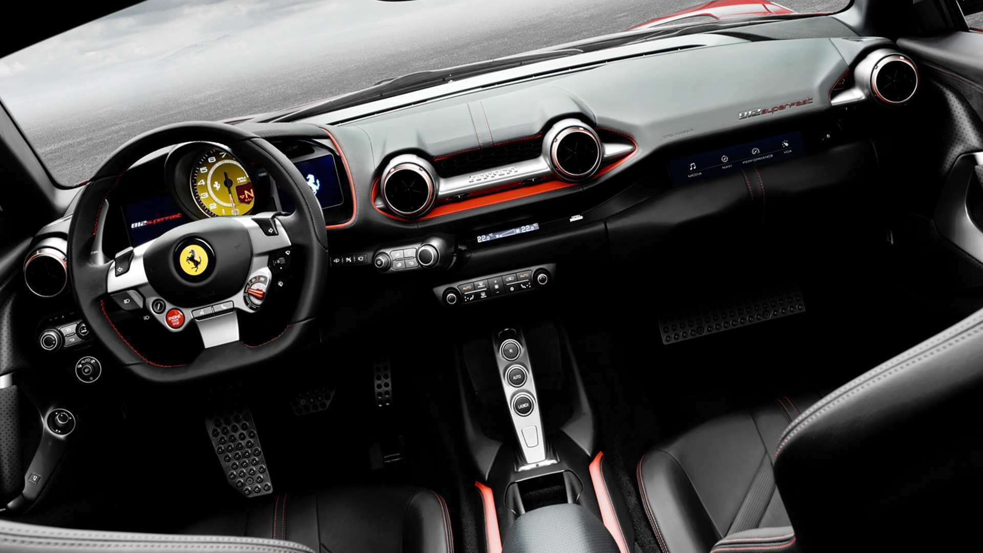 66 Great 2019 Ferrari Interior Configurations for 2019 Ferrari Interior