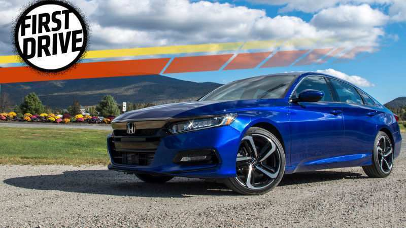 66 Great 2019 Honda Accord Wagon New Review for 2019 Honda Accord Wagon