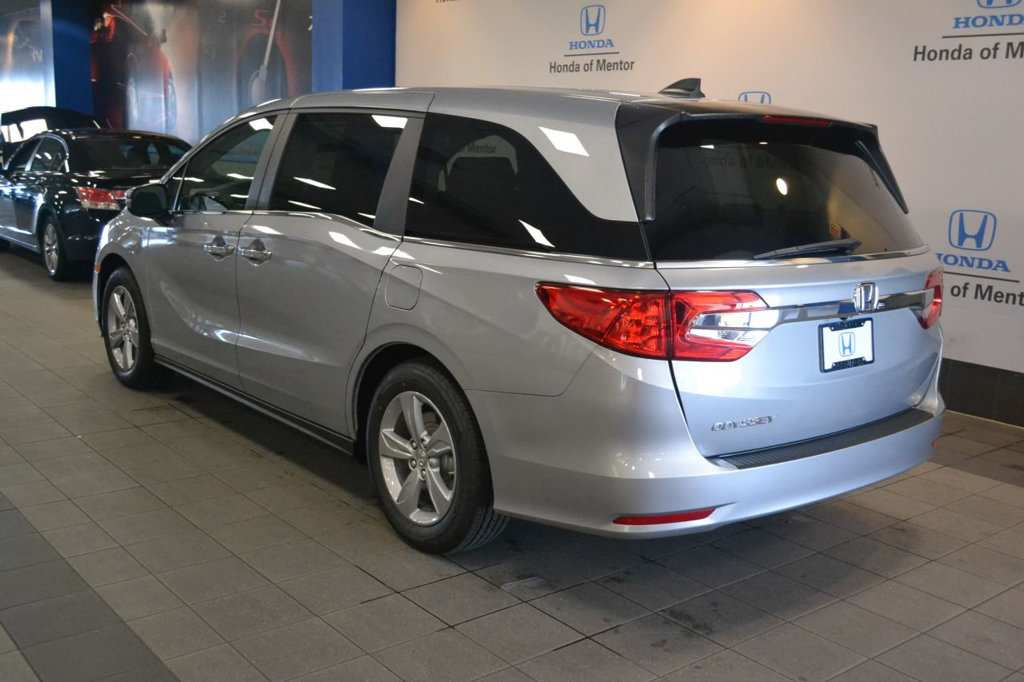 66 Great 2019 Honda Odyssey Release Picture with 2019 Honda Odyssey Release