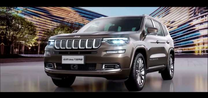 66 Great 2019 Jeep Grand Wagoneer Reviews by 2019 Jeep Grand Wagoneer