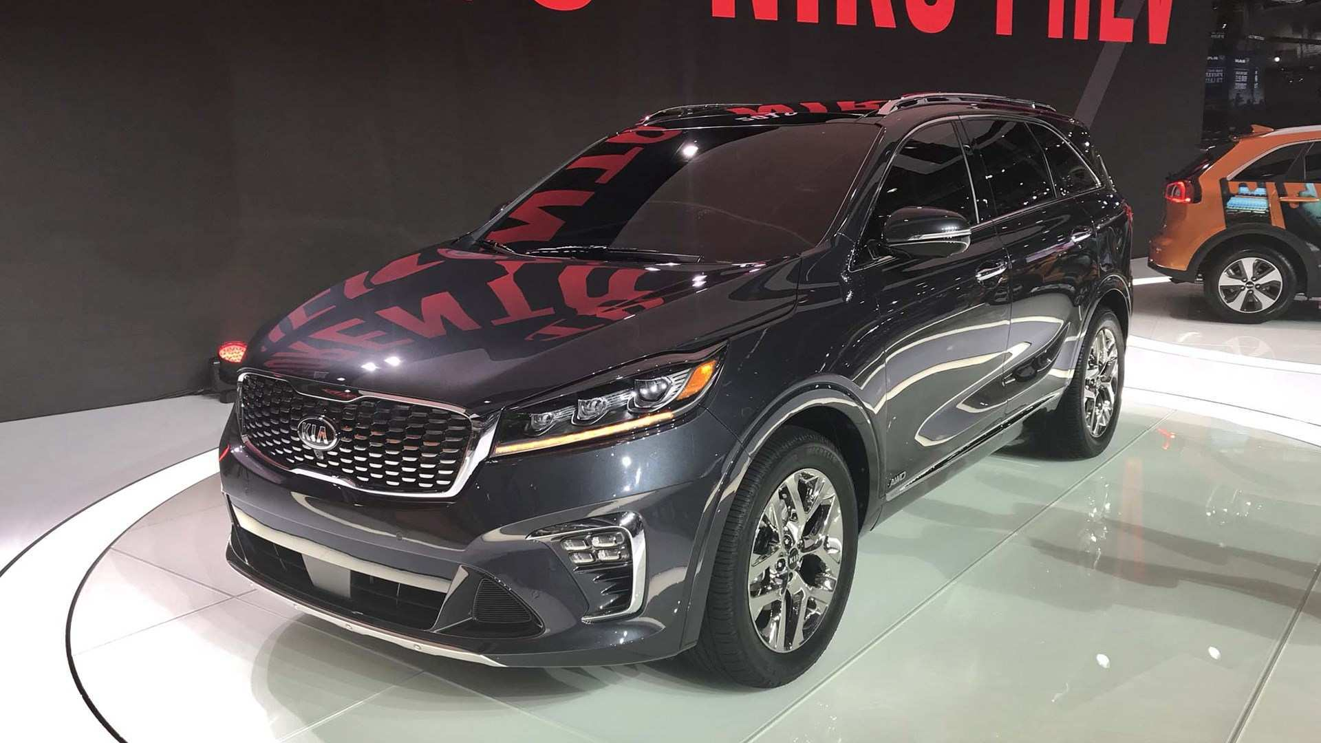 66 Great 2019 Kia Sorento Price Exterior for 2019 Kia Sorento Price