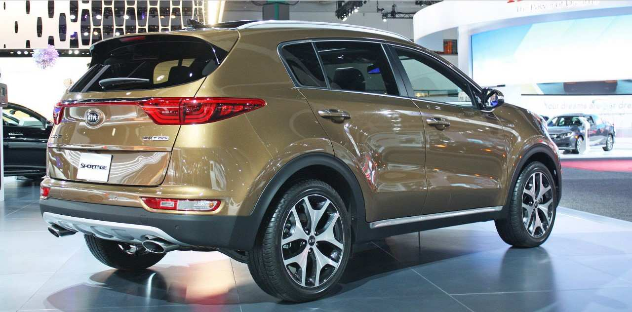 66 Great 2019 Kia Sportage Redesign Picture for 2019 Kia Sportage Redesign