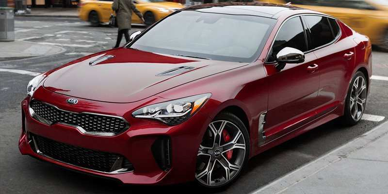 66 Great 2019 Kia Stinger Performance with 2019 Kia Stinger