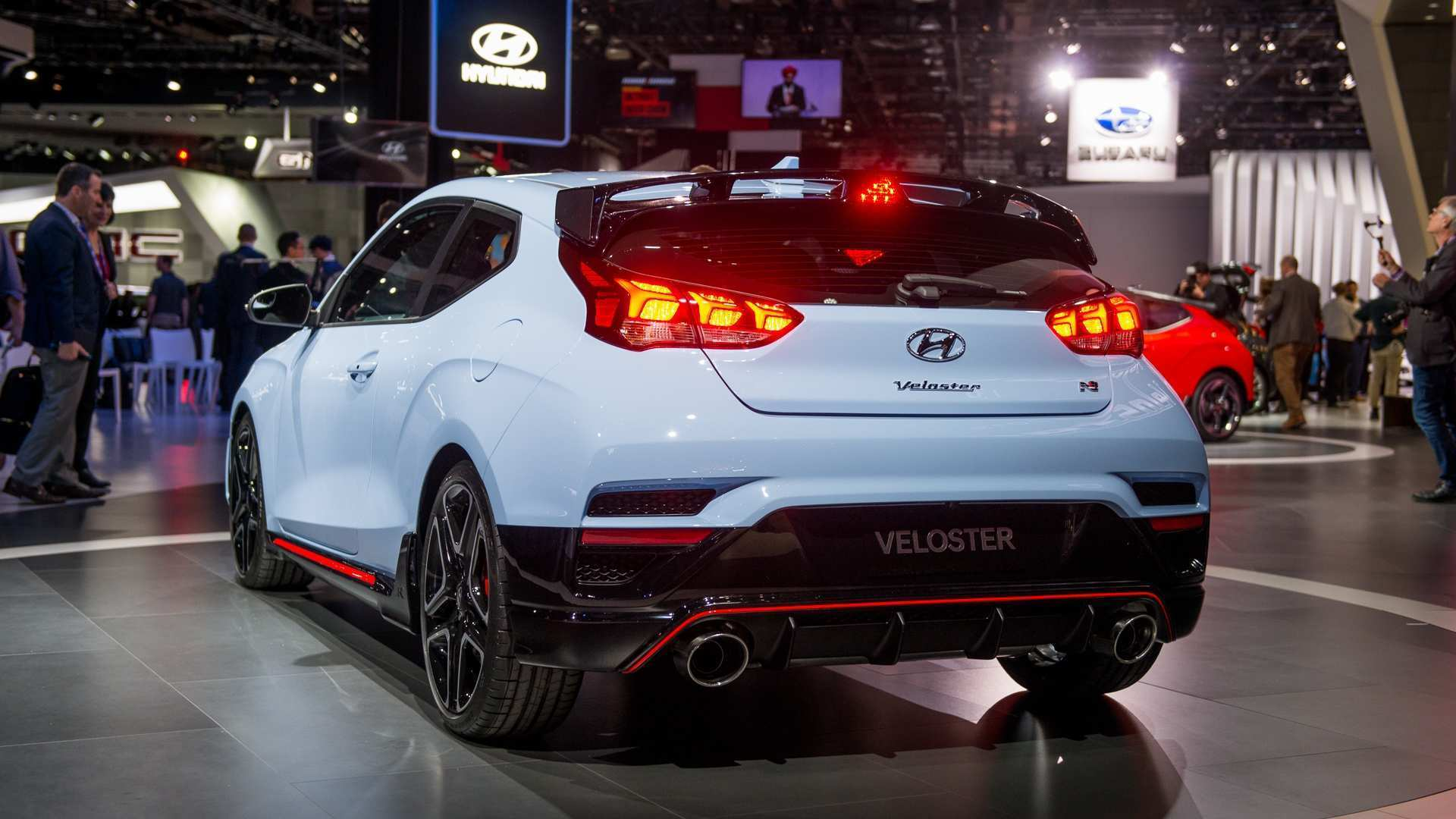 66 Great 2019 Kia Veloster Rumors by 2019 Kia Veloster
