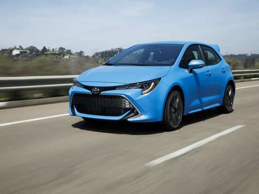 66 Great 2019 Model Toyota Corolla Spy Shoot by 2019 Model Toyota Corolla