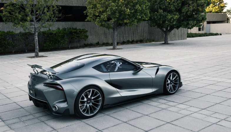 66 Great 2019 Toyota Ft1 New Review with 2019 Toyota Ft1