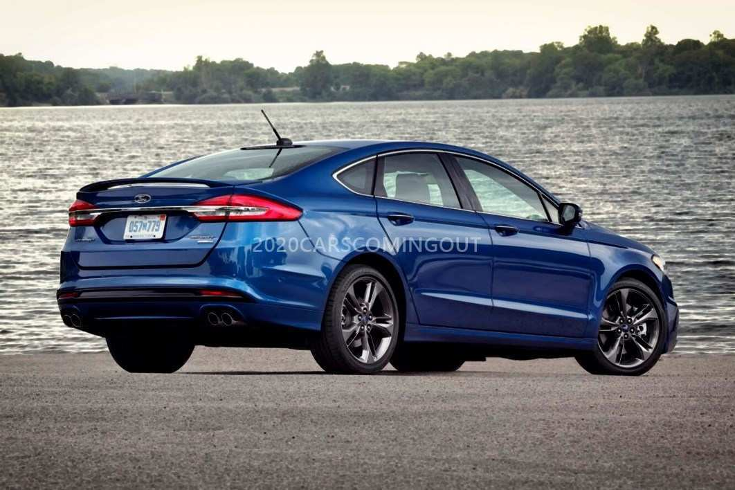 66 Great 2020 Ford Fusion Redesign Exterior with 2020 Ford Fusion Redesign