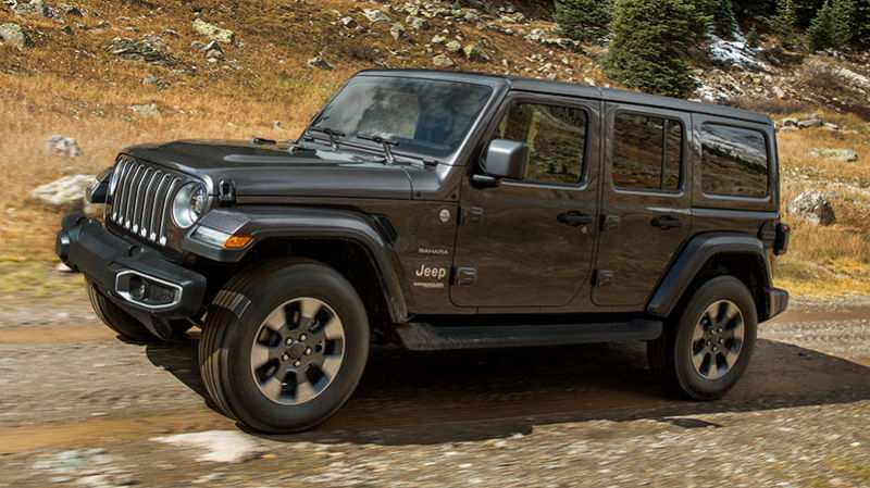 66 Great Jeep Wrangler 2020 Exterior and Interior with Jeep Wrangler 2020