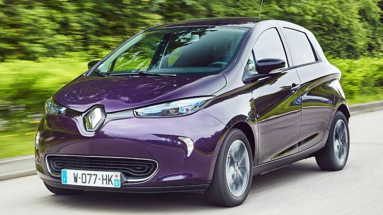 66 Great Renault Electric 2019 Photos with Renault Electric 2019