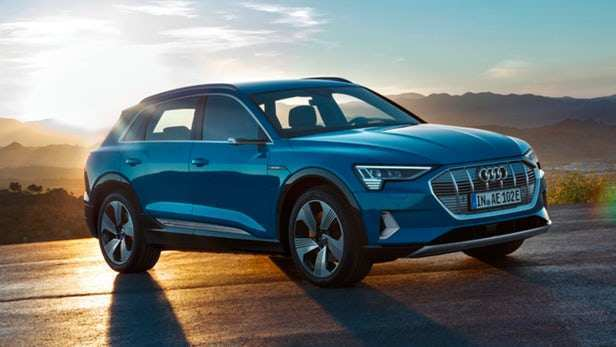 66 New 2019 Audi E Tron Quattro Spesification by 2019 Audi E Tron Quattro