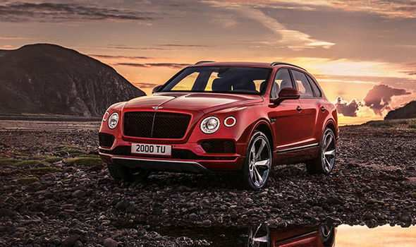66 New 2019 Bentley Bentayga Release Date First Drive for 2019 Bentley Bentayga Release Date
