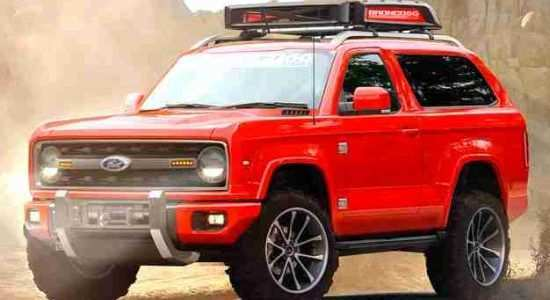 66 New 2019 Ford Bronco Gas Mileage Rumors with 2019 Ford Bronco Gas Mileage