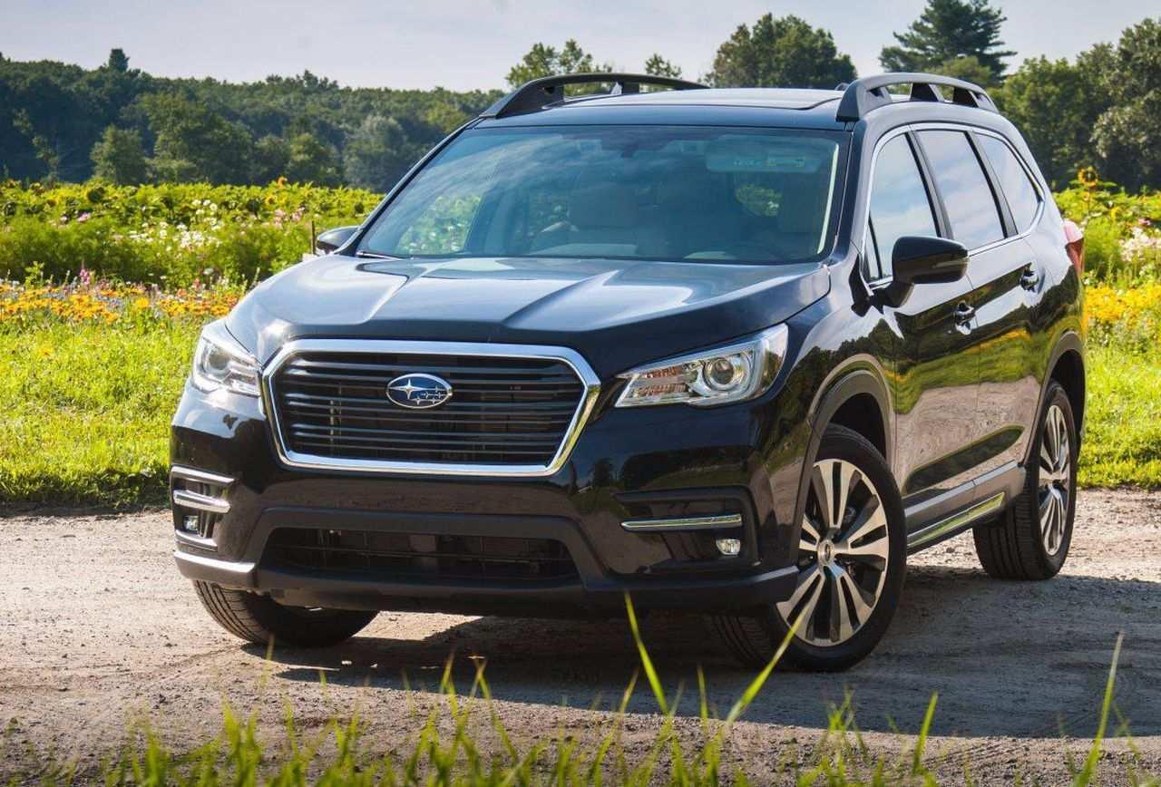 66 New 2019 Subaru Ascent Video Configurations by 2019 Subaru Ascent Video