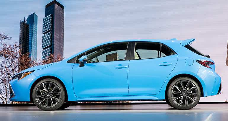 66 New 2019 Toyota Corolla Hatchback Review Pricing with 2019 Toyota Corolla Hatchback Review
