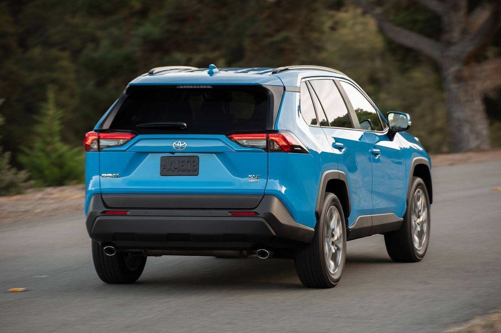 66 New 2019 Toyota Rav4 Redesign and Concept by 2019 Toyota Rav4