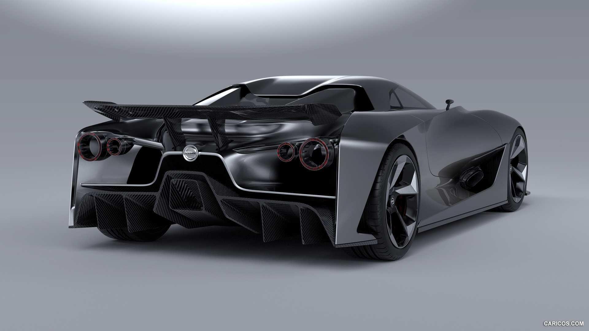 66 New 2020 Nissan Vision Gran Turismo New Concept with 2020 Nissan Vision Gran Turismo