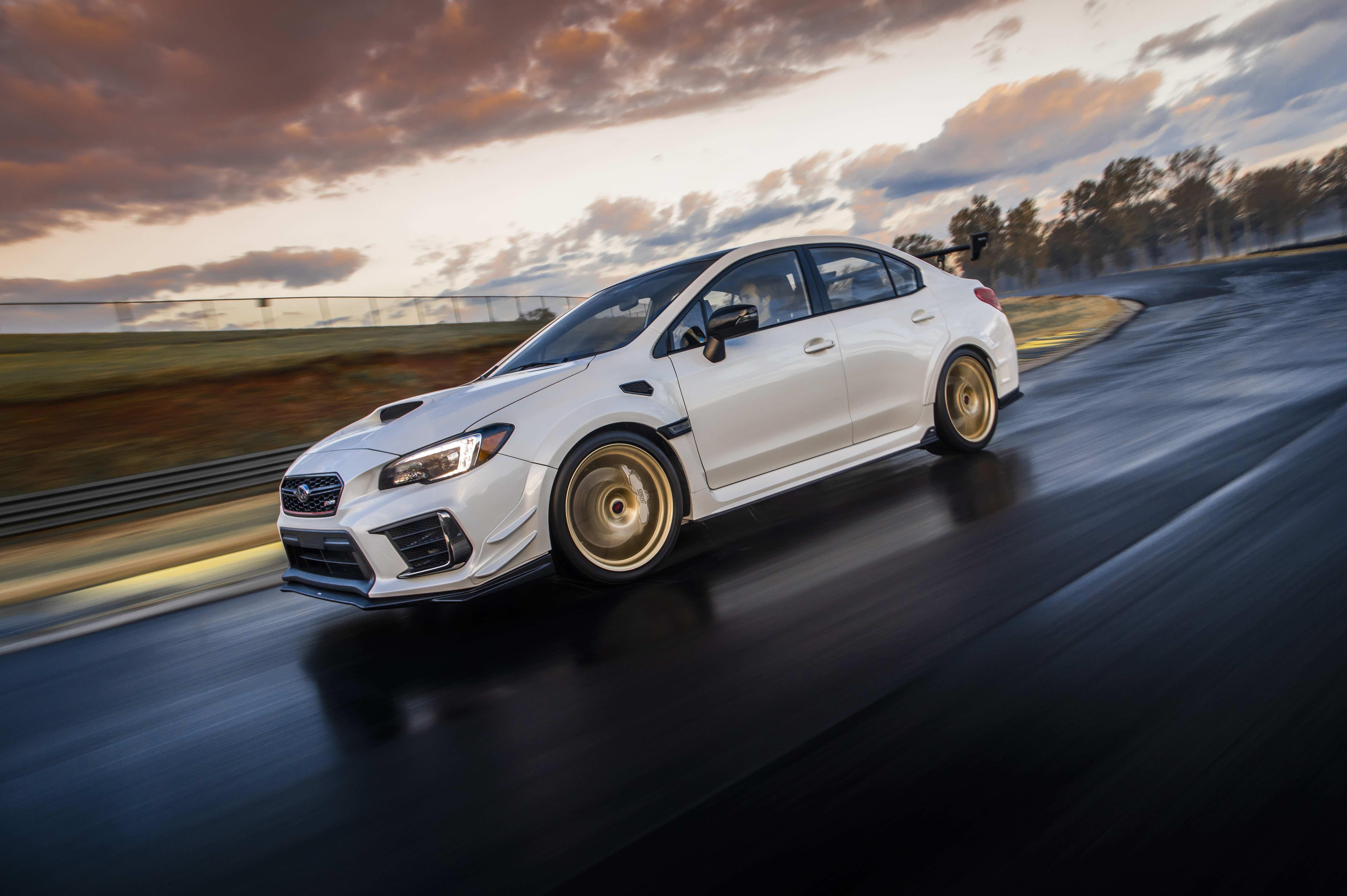 66 New 2020 Subaru Wrx Sti Specs Release Date by 2020 Subaru
