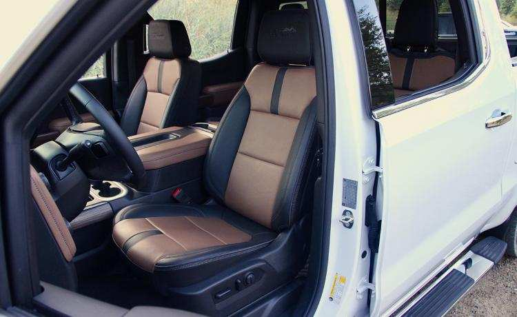 66 The 2019 Chevrolet High Country Interior Overview by 2019 Chevrolet High Country Interior