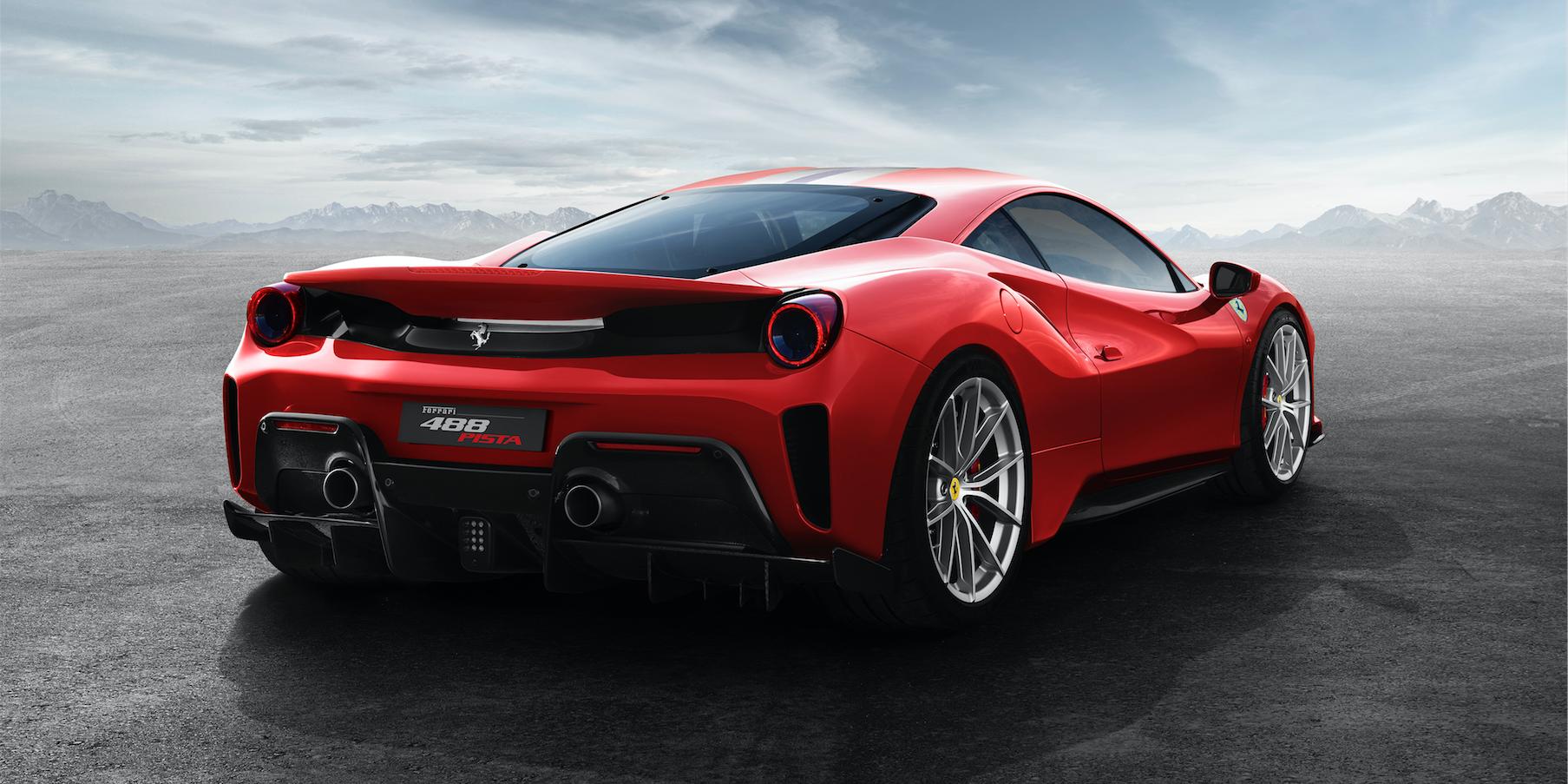 66 The 2019 Ferrari 588 Spy Shoot by 2019 Ferrari 588