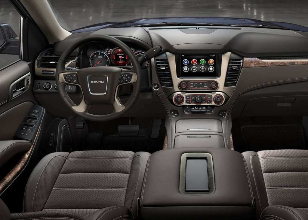 66 The 2019 Gmc Yukon Redesign New Concept with 2019 Gmc Yukon Redesign