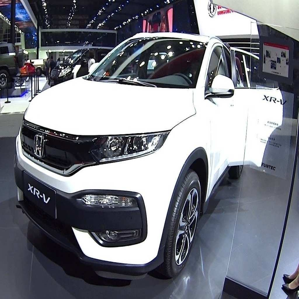 66 The 2019 Honda Xrv Redesign and Concept by 2019 Honda Xrv