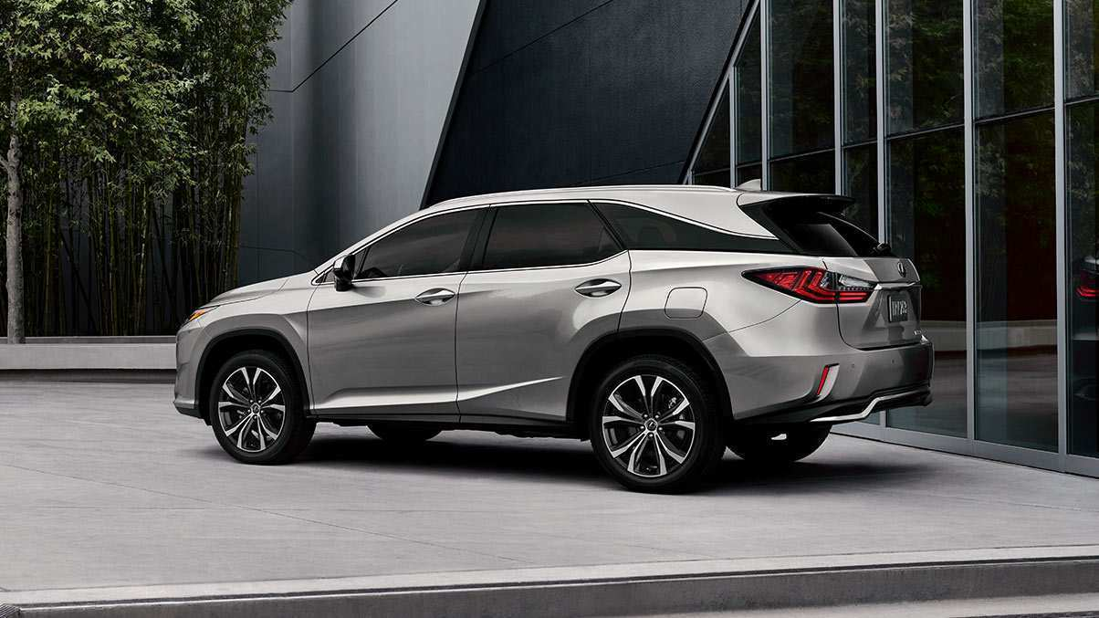 66 The 2019 Lexus Rx L Picture by 2019 Lexus Rx L