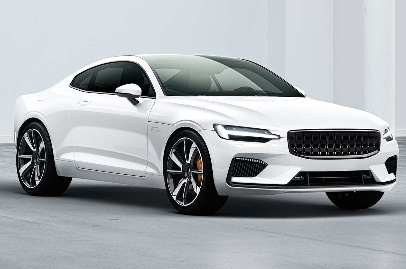 66 The 2019 Volvo Polestar Spy Shoot for 2019 Volvo Polestar
