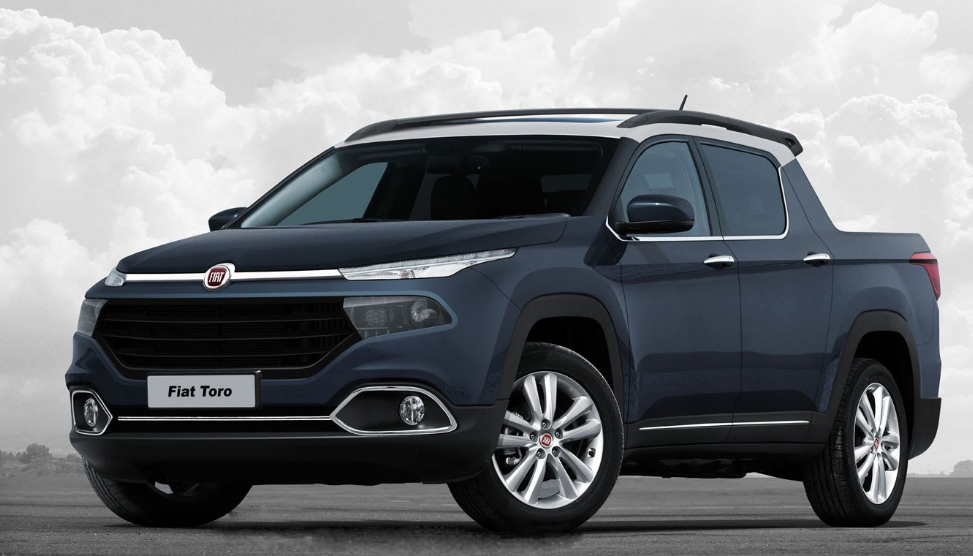 66 The Fiat Toro 2020 Style by Fiat Toro 2020