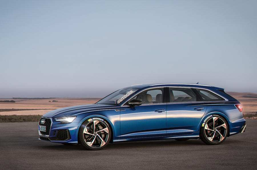 67 All New 2019 Audi Rs6 New Review with 2019 Audi Rs6