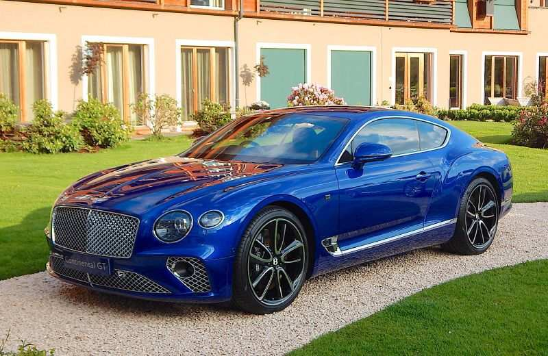 67 All New 2019 Bentley Continental Gt V8 Spy Shoot for 2019 Bentley Continental Gt V8