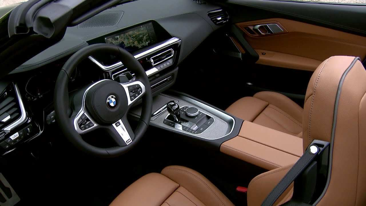 67 All New 2019 Bmw Z4 Interior Engine with 2019 Bmw Z4 Interior