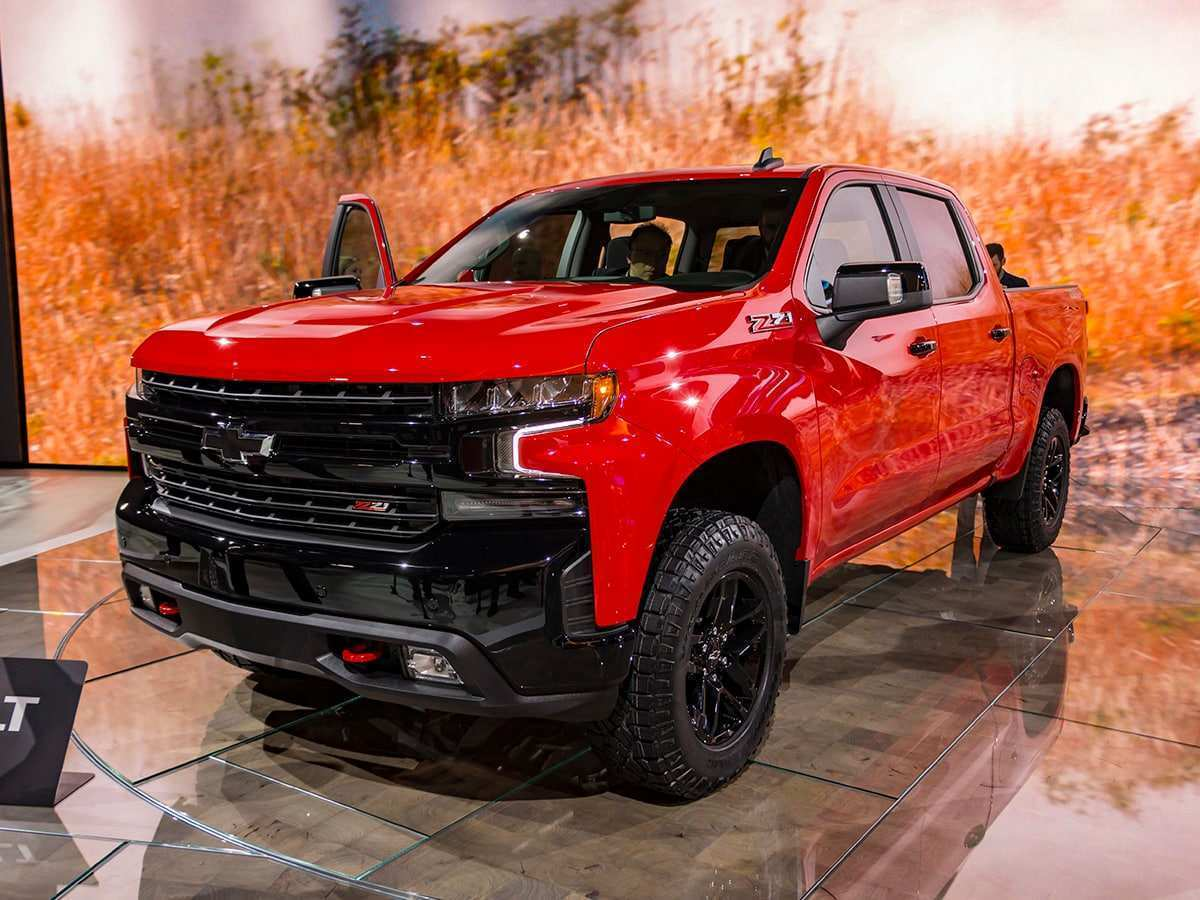 67 All New 2019 Chevrolet Pickup Prices with 2019 Chevrolet Pickup