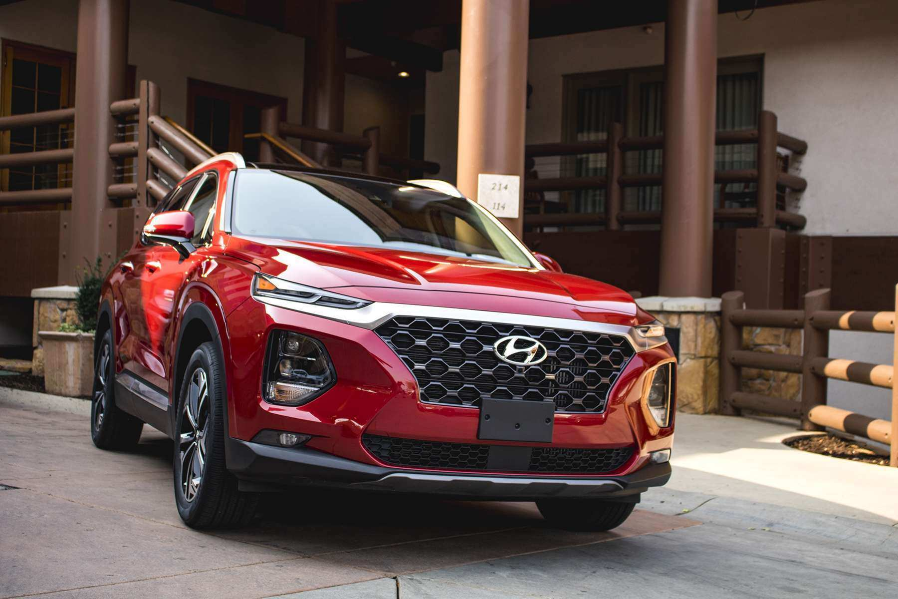 67 All New 2019 Hyundai Full Size Suv Picture for 2019 Hyundai Full Size Suv