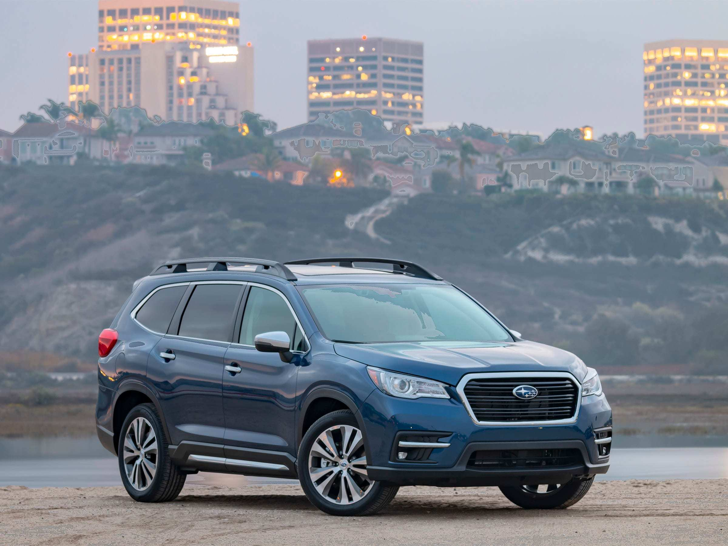 67 All New 2019 Subaru Ascent Exterior for 2019 Subaru Ascent