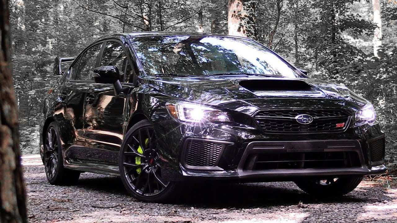 67 All New 2019 Subaru Wrx Sti Review History for 2019 Subaru Wrx Sti Review