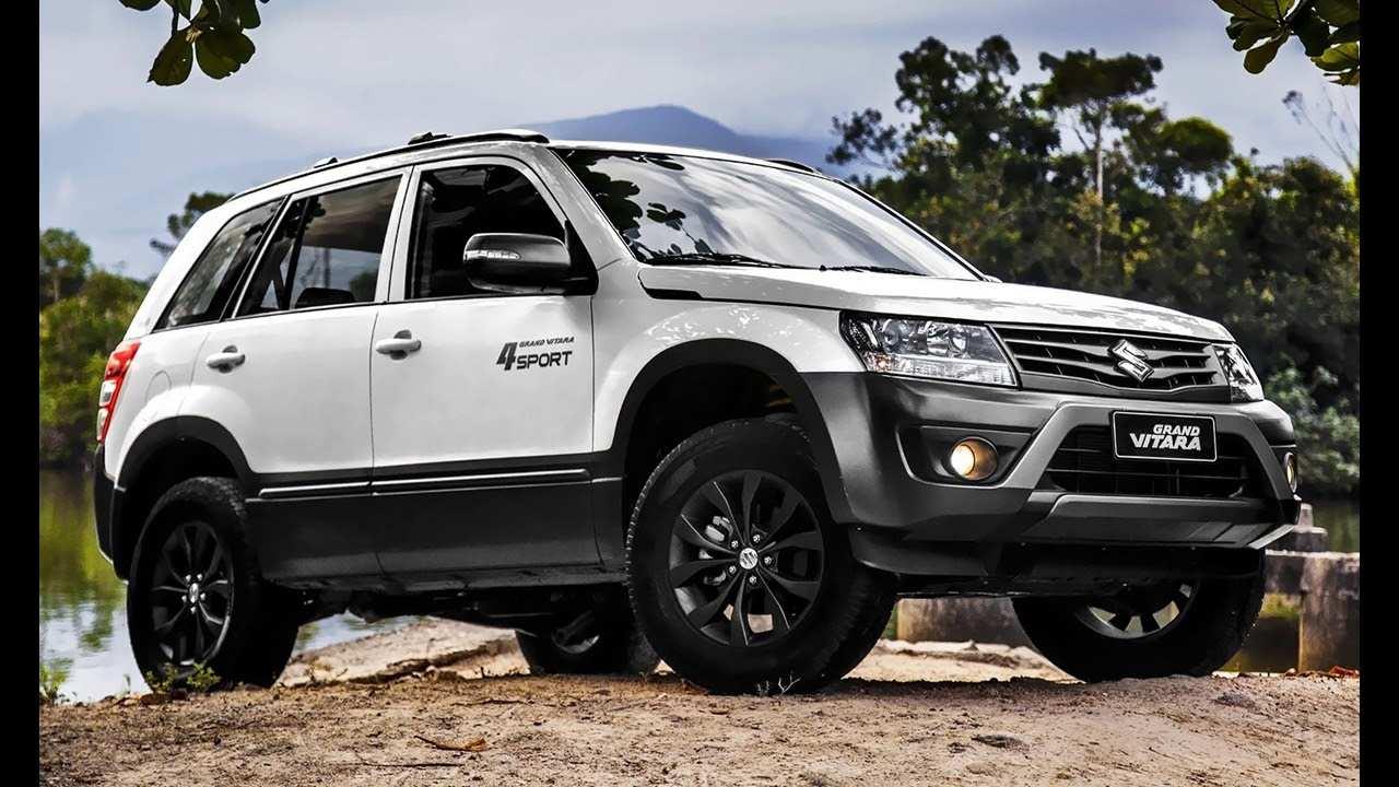 67 All New 2019 Suzuki Grand Vitara Exterior and Interior by 2019 Suzuki Grand Vitara