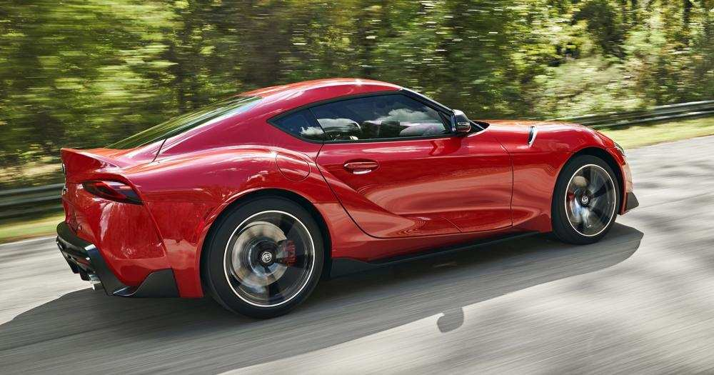 67 All New 2019 Toyota Supra News Spy Shoot with 2019 Toyota Supra News