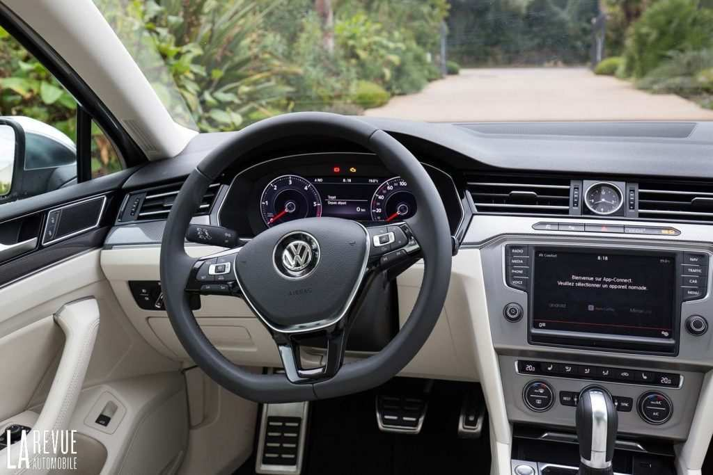 67 All New 2019 Volkswagen Passat Interior Research New by 2019 Volkswagen Passat Interior