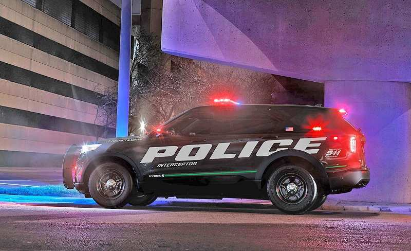 67 All New 2020 Ford Police Interceptor Engine by 2020 Ford Police Interceptor