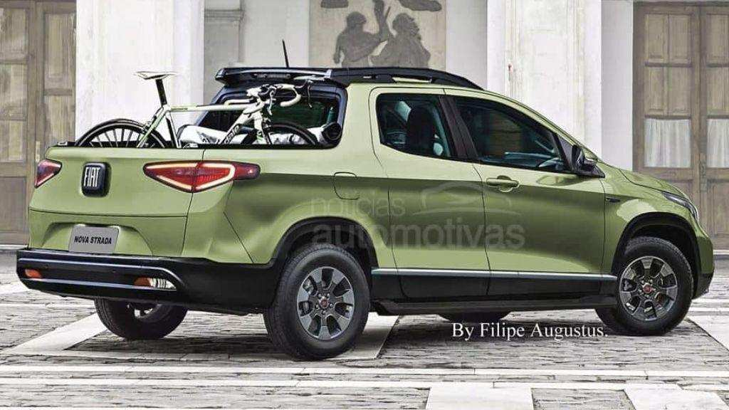67 All New Fiat Strada 2019 Review with Fiat Strada 2019