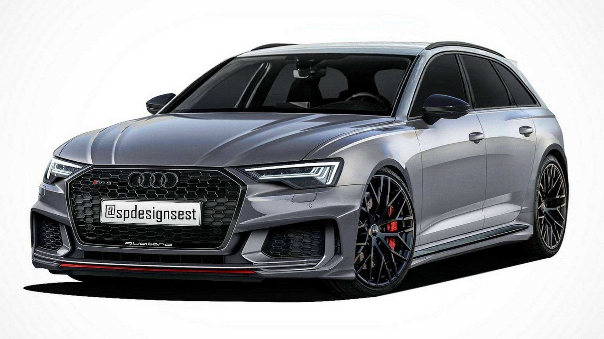 67 Best Review 2019 Audi Rs6 Spesification with 2019 Audi Rs6