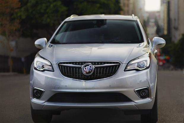 67 Best Review 2019 Buick Envision Review Price by 2019 Buick Envision Review