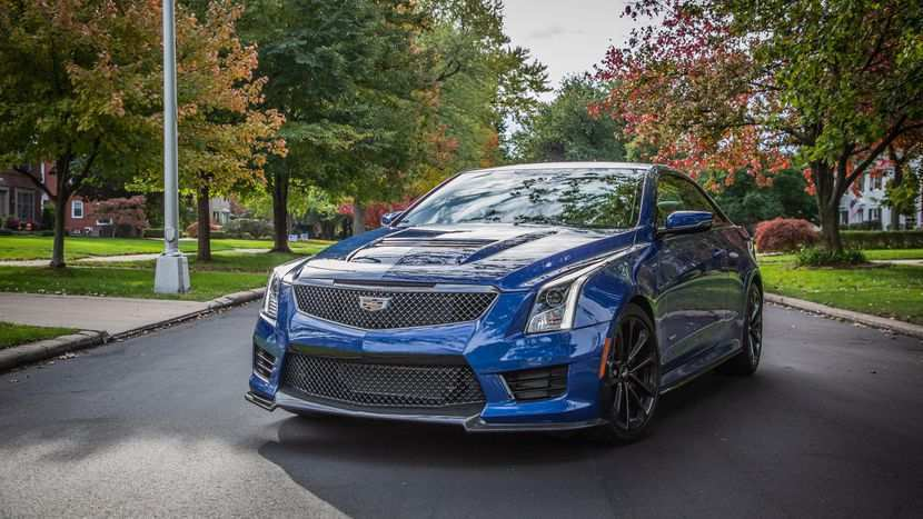 67 Best Review 2019 Cadillac Cts V Coupe Speed Test with 2019 Cadillac Cts V Coupe