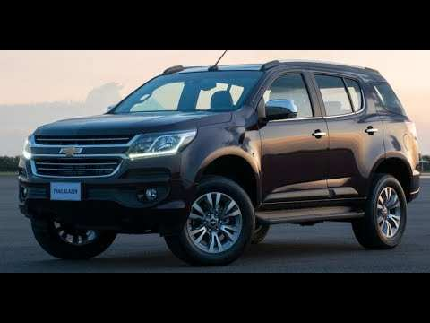 67 Best Review 2019 Chevrolet Trailblazer Pictures by 2019 Chevrolet Trailblazer